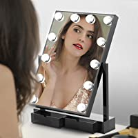 Hansong Large Makeup Vanity Mirror with Lights