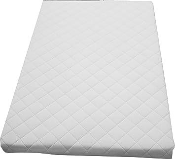 mother nurture deluxe foam travel cot mattress 119 cm x 59 cm