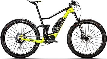 Conor WRC E10 27,5 Plus Carb E7000 Bicicleta Ciclismo, Adultos Unisex, Amarillo/Negro: Amazon.es: Deportes y aire libre