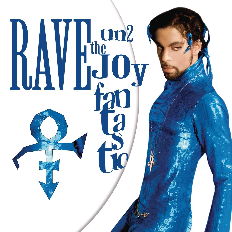 Vinilo : Prince - Rave Un2 To The Joy Fantastic (Colored Vinyl, Purple, 150 Gram Vinyl, Download Insert)