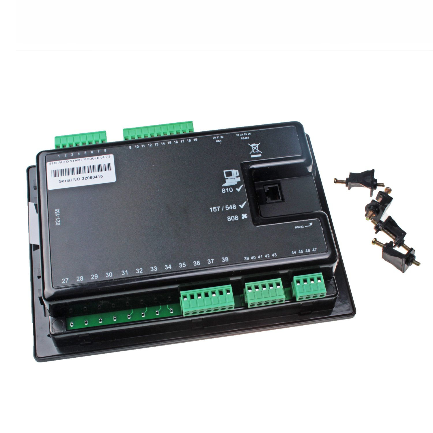 Electronic Control Module >> Mover Parts New Dse5110 Deep Sea Generator Electronic