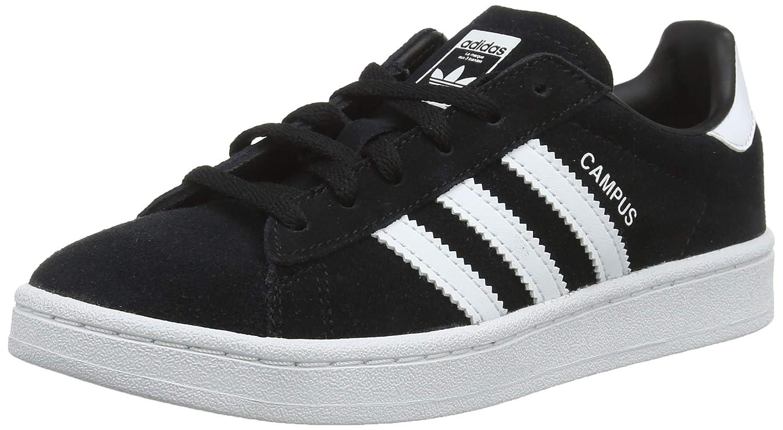 Adidas Campus Mixte C, Chaussures de Fitness Mixte Campus Enfant 30 EU|Noir (Negbas/Ftwbla 000) 9ed94b