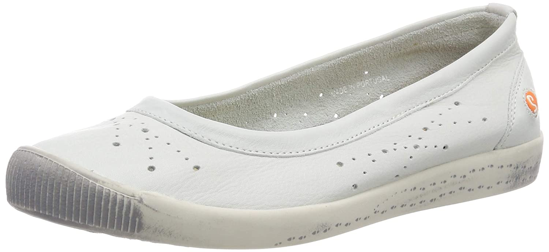 Blanc (blanc 007) Softinos Ire499sof, Ire499sof, Ballerines Femme  bon shopping