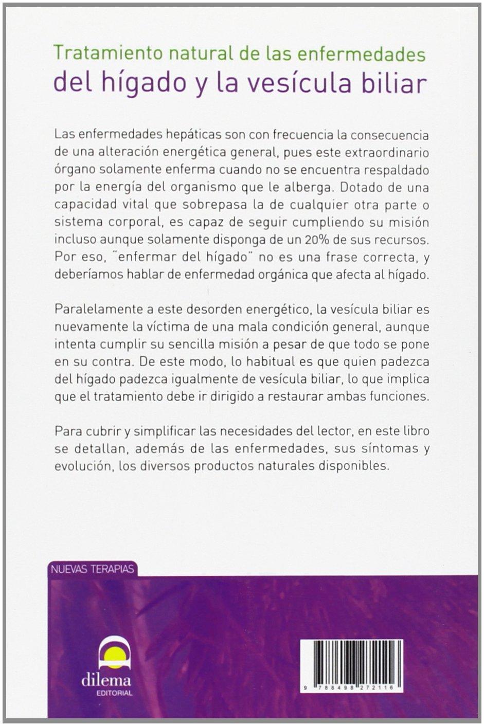 TRATAMIENTO NATURAL DE LAS ENFERMEDADES DEL HÍGADO Y LA VESÍCULA ...
