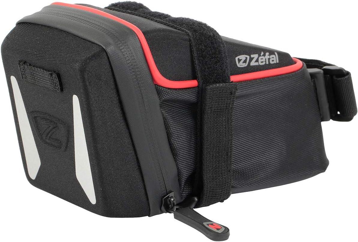 ZEFAL Iron Pack L-DS Bolsa Porta-Cámaras, Unisex, Negro