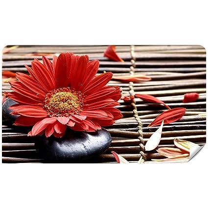 Fototapete – Papel pintado bajo paraguas los Pájaros – Papel pintado fotográfico Papel pintado flores FDB235