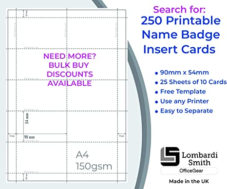Free Printable Id Badge Template from images-na.ssl-images-amazon.com