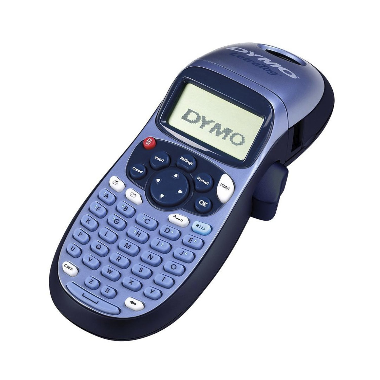 Dymo LT H  Tape Etiquetadora negro y azul