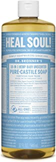 product image for DR. BRONNER'S Magic Soaps Organic Castile Liquid Soap Baby Mild 32 OZ