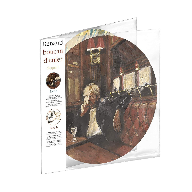 Boucan D'enfer Double Factory outlet Disc Picture Bargain sale