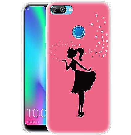 buy popular 9944d ad556 Fashionury Honor 9N Back Case/Honor 9N Back Cover Printed/Honor 9N Designer  Printed Soft Back Case - P030