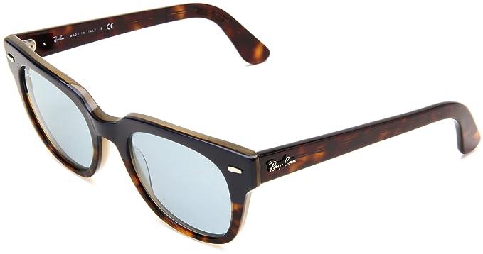 e643be4571f1 Ray-Ban Sunglasses METEOR (RB 4168 107762 50)  Amazon.co.uk  Clothing