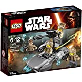 LEGO - Star Wars 75131 Battle Pack Resistenza