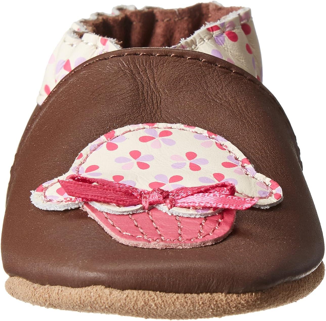 Infant//Toddler Robeez Cupcake Crib Shoe