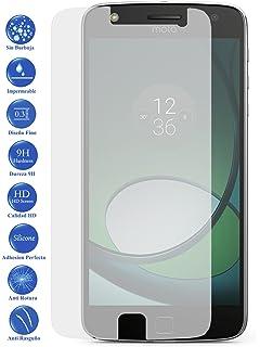 Todotumovil Protector de Pantalla Cristal Templado Vidrio Premium para Motorola Moto Z Play