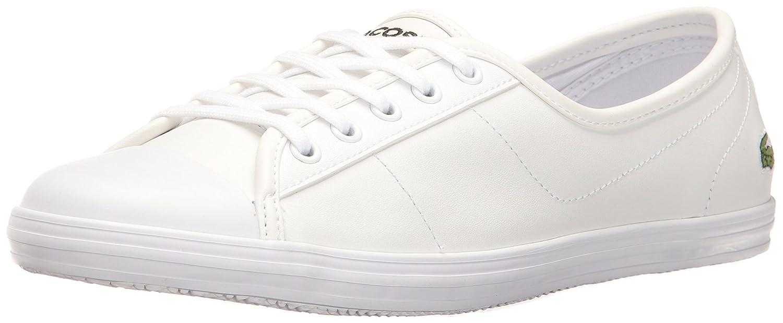 Lacoste Women's Ziane Sneaker B01LYYOTLY 6.5 B(M) US|White