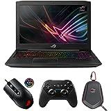 "ASUS ROG STRIX GL503GE-RS71 SCAR Edition (i7-8750H, 8GB RAM, 1TB SSHD, NVIDIA GTX 1050Ti 4GB, 15.6"" Full HD 120Hz 3ms, Windows 10) Gaming Notebook"