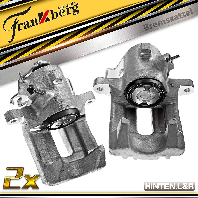 2x Bremssattel Hinten Links Rechts Für A4 8e 8h Exeo 3r2 3r5 2000 2013 343741 Auto