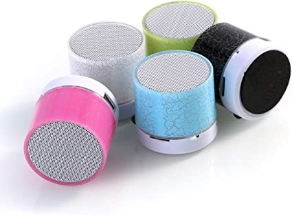 Josopa sans Fil Bluetooth Haut-Parleur Portable /Étanche Douche Radio BT Mini Douche Radio Ventouse Haut-Parleur St/ér/éo Parfait pour Piscine Douche Bateau Plage