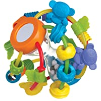 Playgro-40137 Pelota Alfombras de Juego y gimnasios, Color