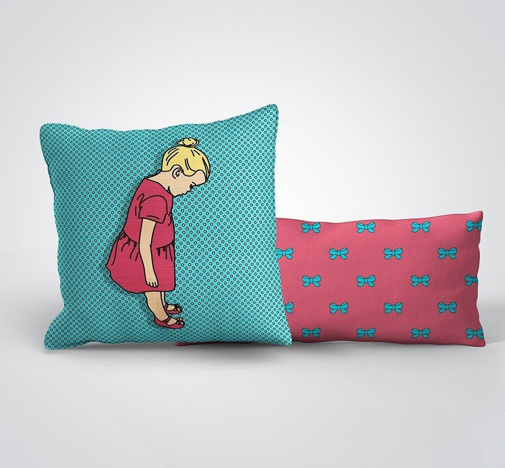 Amazon.com: Pillow Cover 18x18, home decor, present, housewarming ...