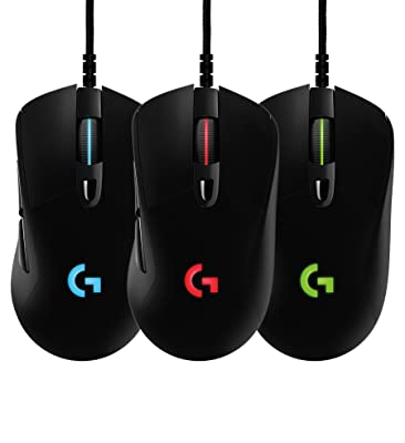 New Logitech G403 Prodigy Wired OR Wireless Gaming Mouse