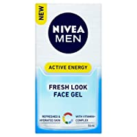 NIVEA MEN Active Energy Face Gel, 50ml