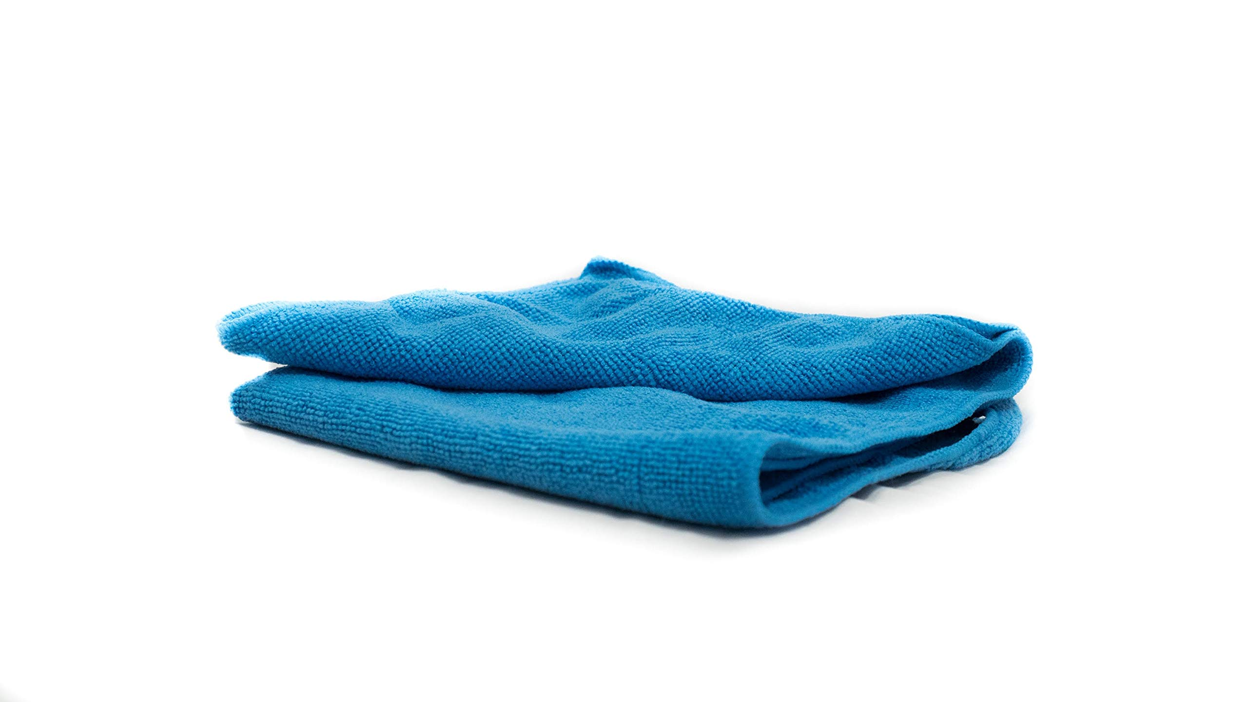 Xtreme Auto Supplies Commercial Grade All-Purpose Microfiber Towels - Blue (12 Pack) (14.5 in. x 24 in.)