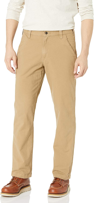 Carhartt Men's Pants Dark Khaki