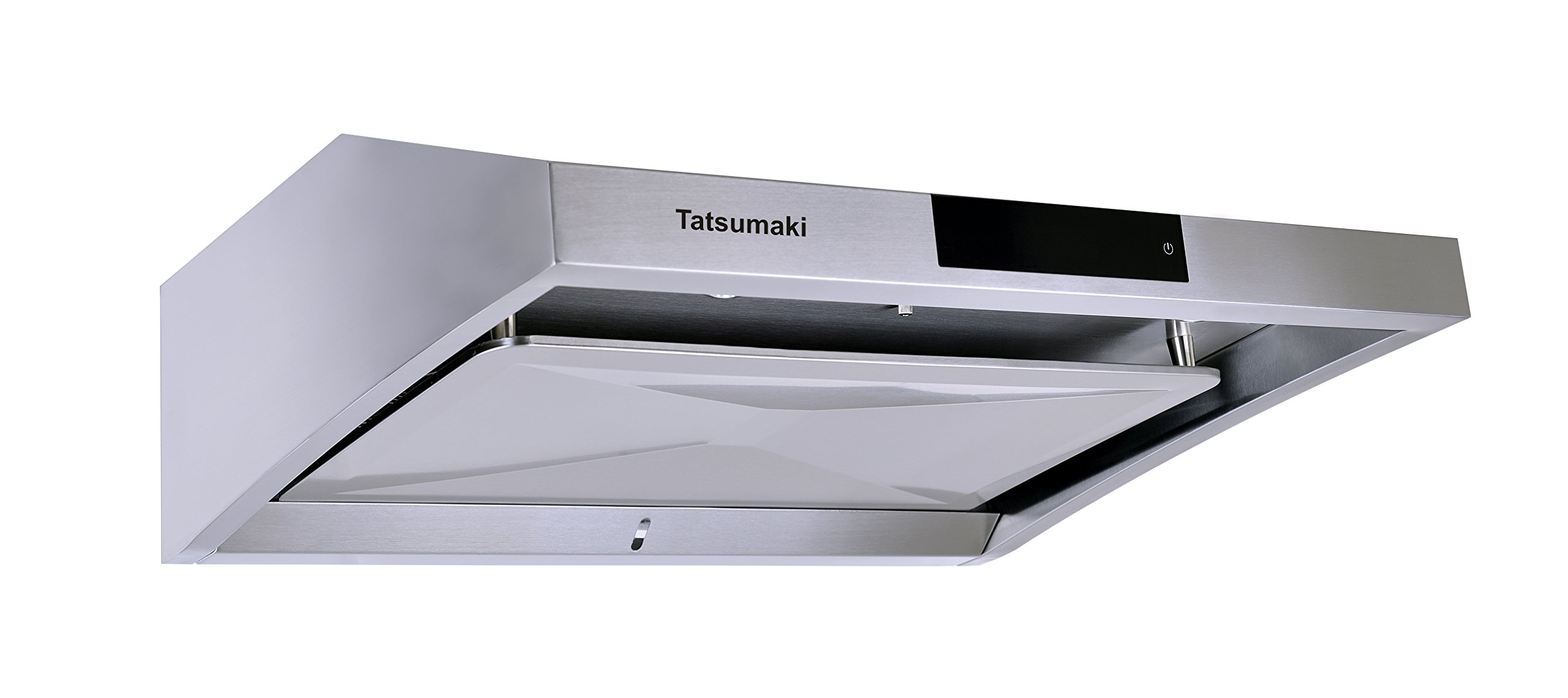 Tatsumaki TA-S38 30'' TA-S38 Steam Auto Clean Range Hood with 950 CFM and Touch Panel by Tatsumaki