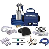 Fuji Mini-Mite 4 Platinum T70 HVLP Spray System with Bottom Feed Cup & Turbine Filters Accessory Bundle