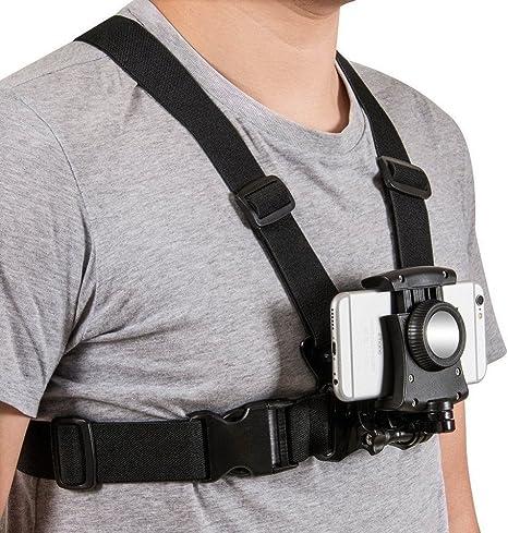 Arnés de pecho correa soporte para Sony Action Cam/Gopro POV ...