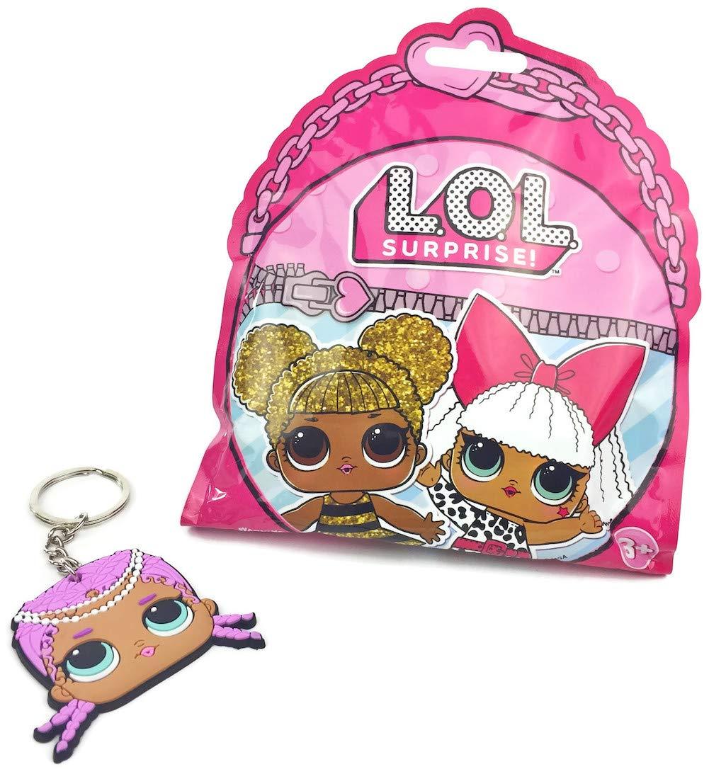Surprise L.O.L LOL Merbaby Key Chain and Surprise Activity 2 PC Bundle