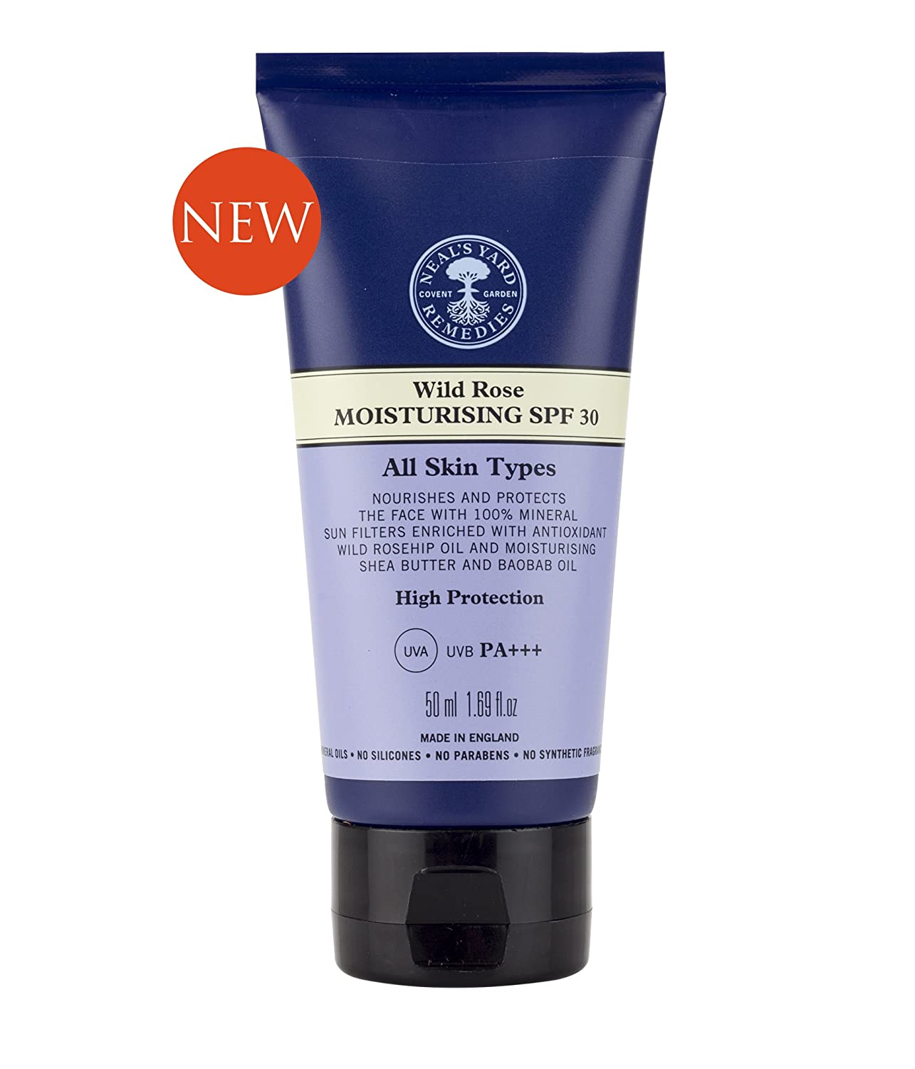 neal' S yard Remedies Wild rose idratante SPF 30for Face Neal's Yard Remedies 0761