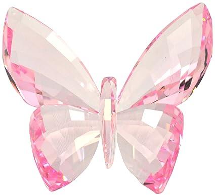 9d0e645eaa Amazon.com: Swarovski Butterfly Figurine, Rosaline: Home & Kitchen