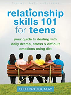 Amazon surviving the emotional roller coaster dbt skills to relationship skills 101 for teens your guide to dealing with daily drama stress fandeluxe Ebook collections