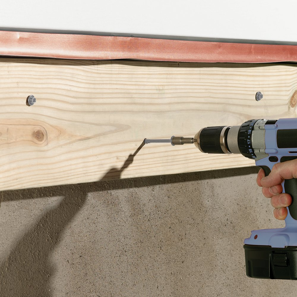FastenMaster FMLL358-50 LedgerLOK Ledger Board Fastener, 3-5/8 Inches, 50-Count by FASTENMASTER