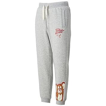 e28aa7d13ce4 Puma Boys  Trousers Hose Fun Tom und Jerry Pants - Grey - 5 Years ...