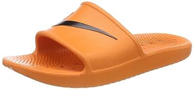 fa9244aa8884 Nike Men s Kawa Shower Beach   Pool Shoes  Amazon.co.uk  Shoes   Bags