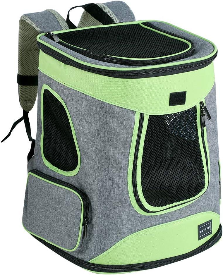 Ein Hunderucksack ist eine gute Alternative zur klassischen Hundebox