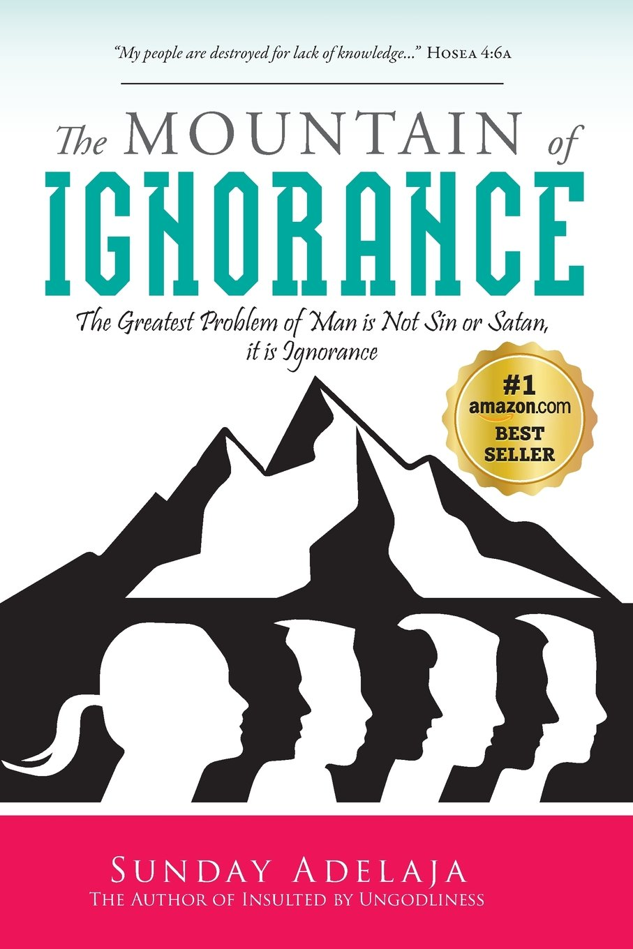 The Mountain of Ignorance: The Greatest Problem of Man is Not Sin or Satan,  it is Ignorance: Dr Sunday Adelaja: 9781908040381: Amazon.com: Books