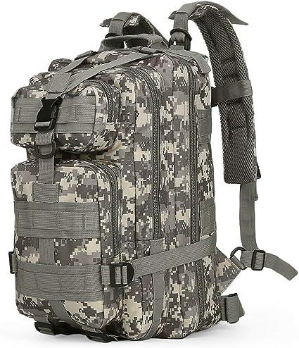 Tactical Rucksack Backpack Outdoor Sport Camping Hunting Hiking Trekking Bag