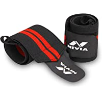Nivia 11041 Cotton Thumb Wrist Support