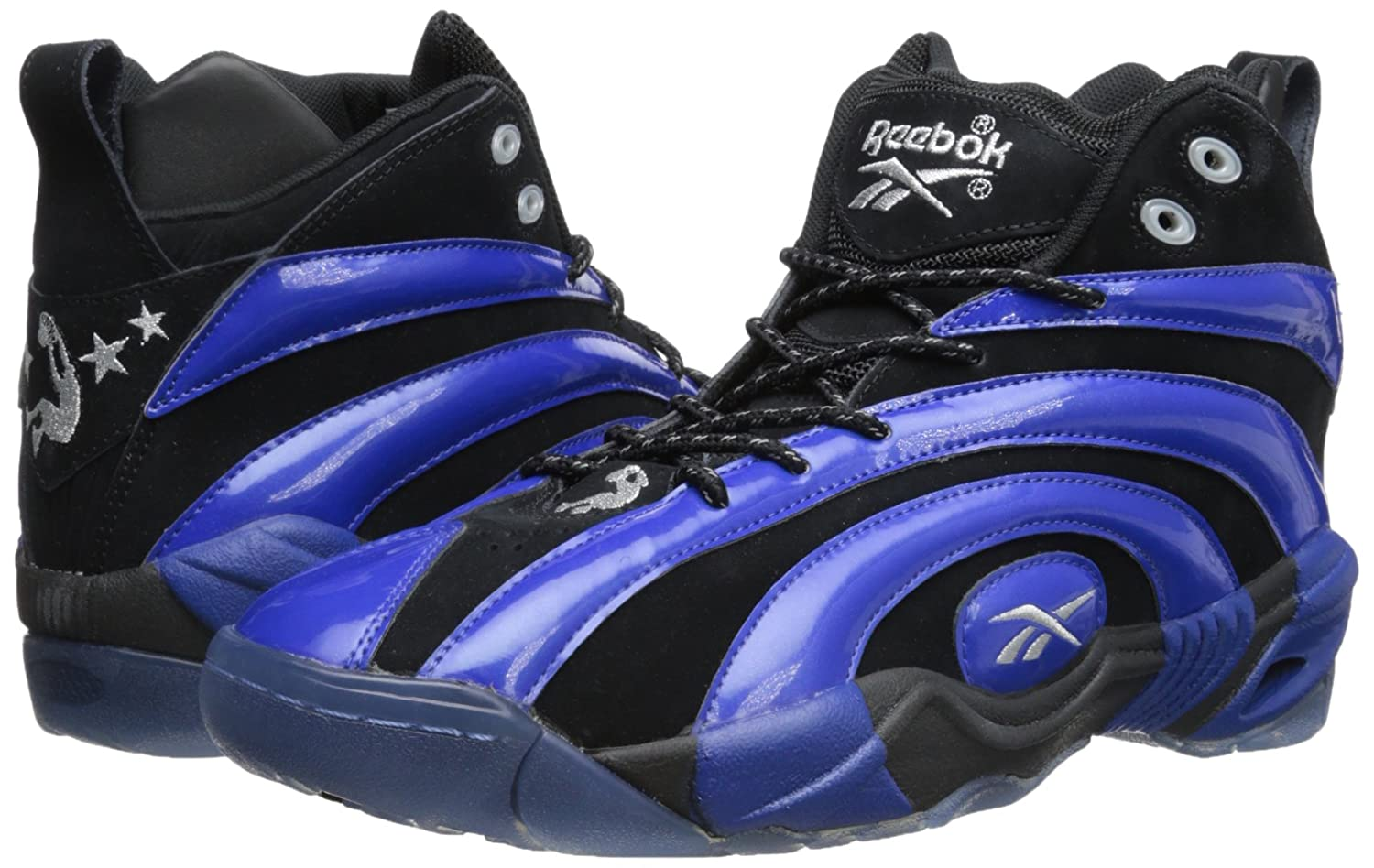 1b2a4f19c3a Reebok Men s Shaqnosis OG Basketball Shoe  Amazon.co.uk  Shoes   Bags