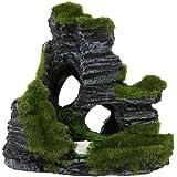 Broadroot Rockery Mountain Aquarium Ornament Hiding Cave Landscape Decoration For Fis