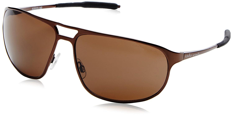 Carlo Monti Herren SCM101-142 Wrap Sonnenbrille