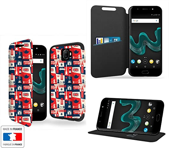 Case Industry Londres - United Kingdom Collection Pattern Funda de ...