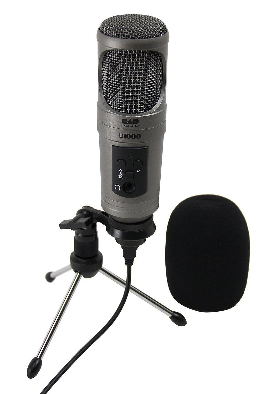 CAD U1000 Studio Voice Recorder