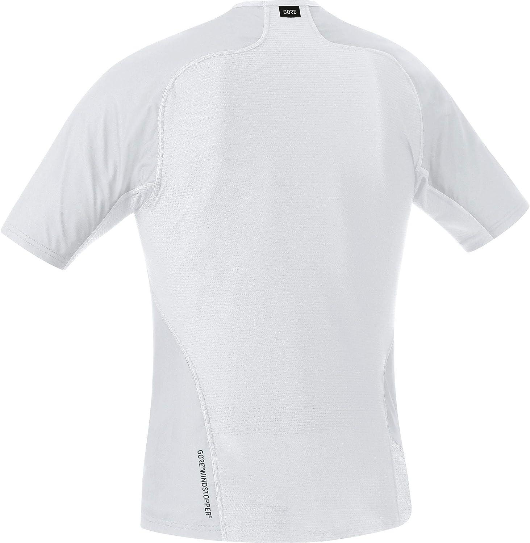 GORE Wear Camiseta interior cortavientos de hombre, XXL, Gris claro/Blanco, 100024: Amazon.es: Ropa y accesorios