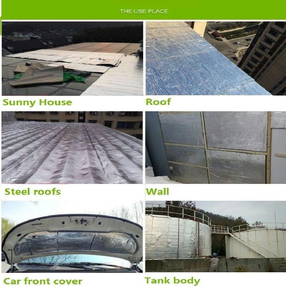 Car Roof Firewall Heat Sound Deadener 160 x 40 Car Insulation Mat 1pcs DNYSYSJ Car Sound Deadening Mat